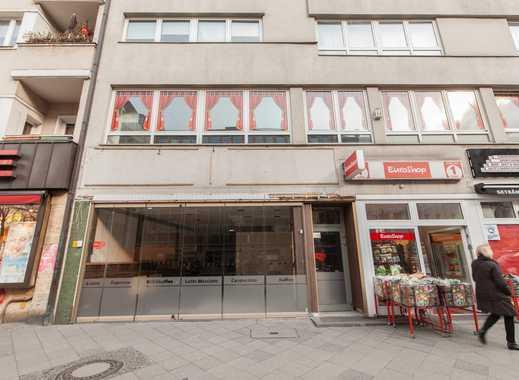Ihre Ideen sind gefragt! Fläche für Gastronomie o.ä. Wilmersdorfer Straße Ecke Bismarkstraße