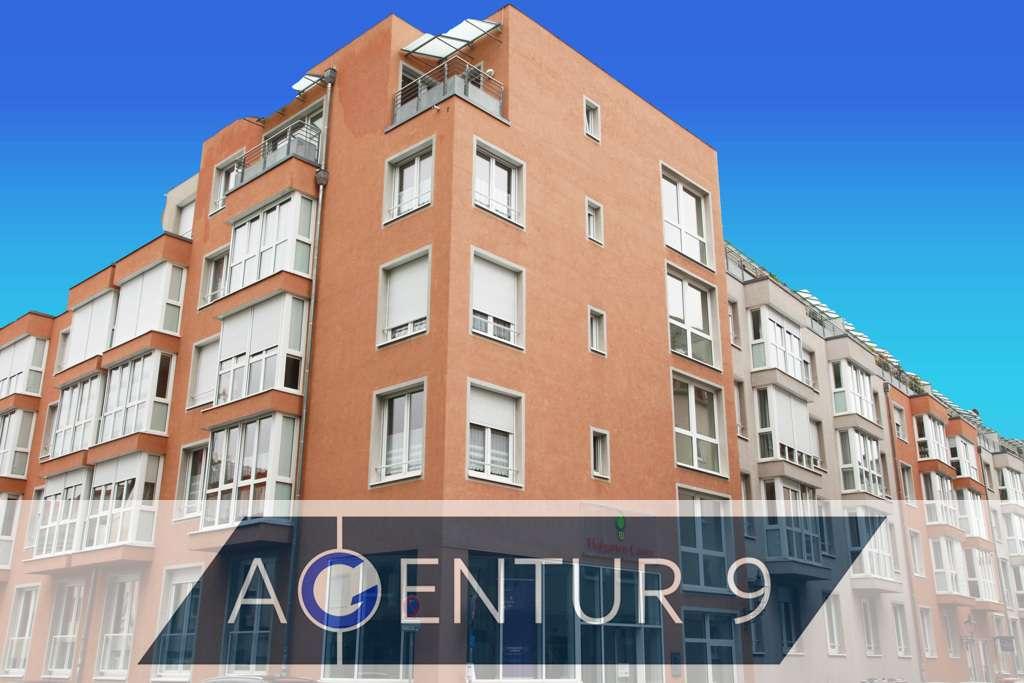Sehr schöne 2 Zimmer Seniorenwohnung in der Augsburger Innenstadt - betreutes Wohnen