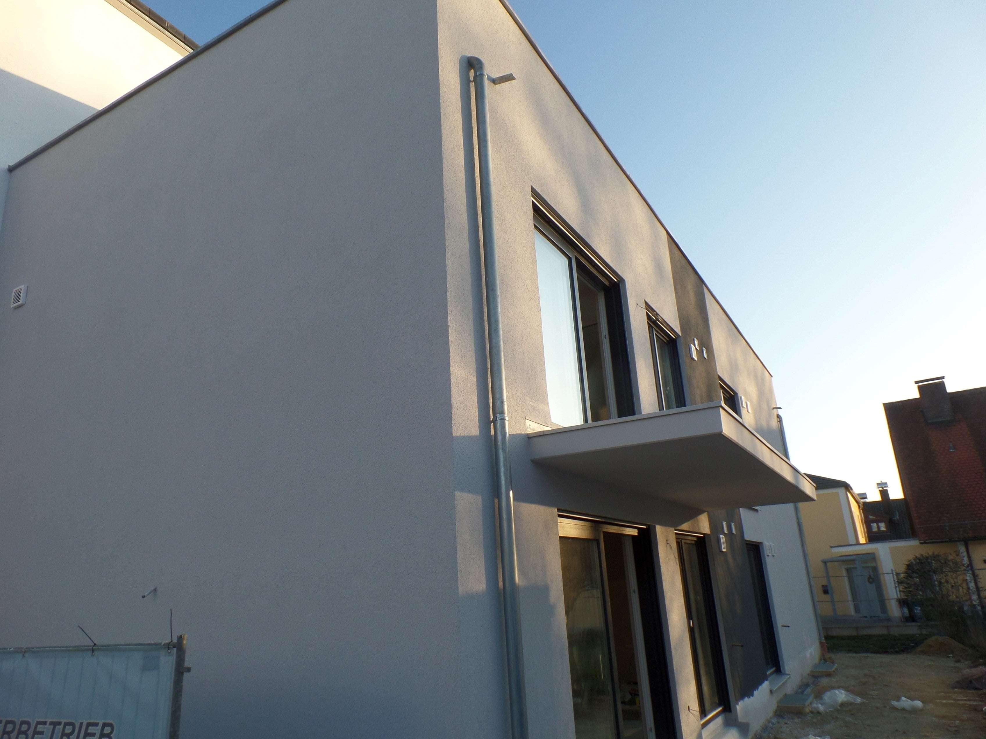 Neubau! Erstbezug! 3 ZKB-Wohnung (W3) mit Balkon zu vermieten ! in Etting