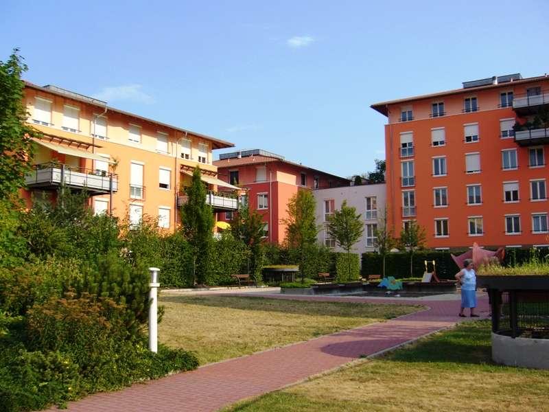 Großzügige 3-Zimmer-Wohnung in mediterranem Neubau mit großem Südbalkon in Hummelstein (Nürnberg)