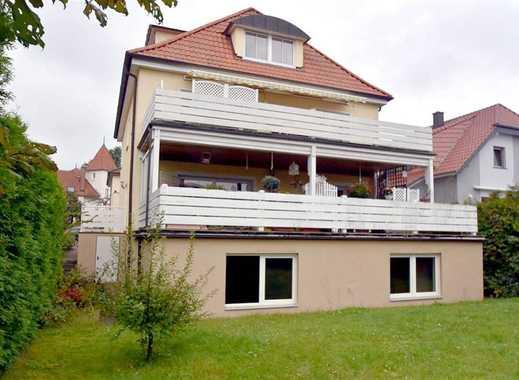 Großes, gepflegtes Wohnhaus, 8-10 Zimmer, ELW, aufwändig saniert, in Toplage am Elbdeich in Cracau
