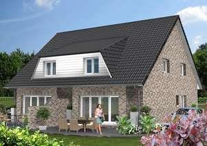 Neubau Doppelhaushälfte inkl. Grundstück traumhafte Lage