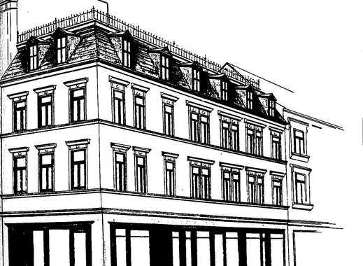 Wohn- u Geschäftshaus Halle/ Salle, direkt neben der Uni