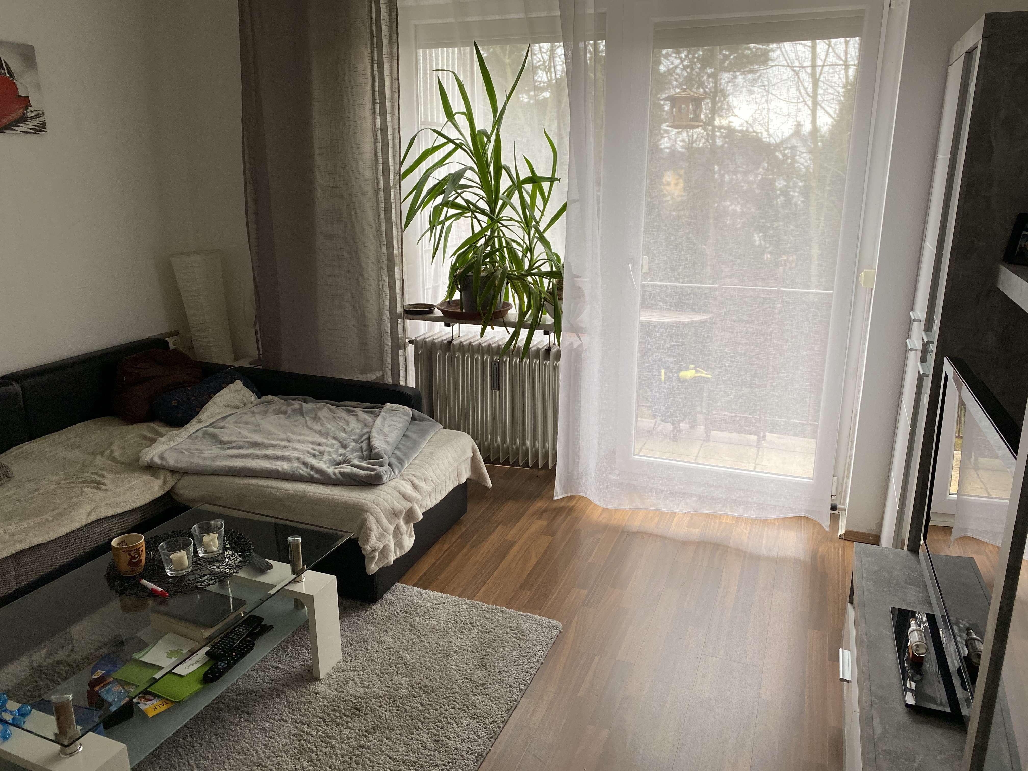 Gepflegte 3,5-Zimmer-Wohnung mit Balkon in Nürnberg - Altenfurt in