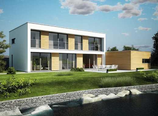 Wunderbarer Bauplatz im Grünen mit KAMPA-Wohlfühlhaus