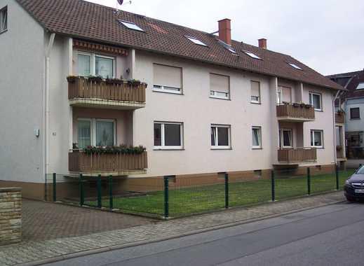 Gepflegte 2-Zimmer-Wohnung mit Balkon in Bischofsheim