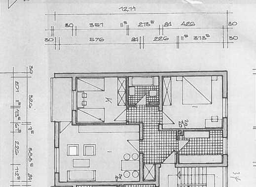 3-Zimmer-Wohnung mit Balkon und EBK in Straubing