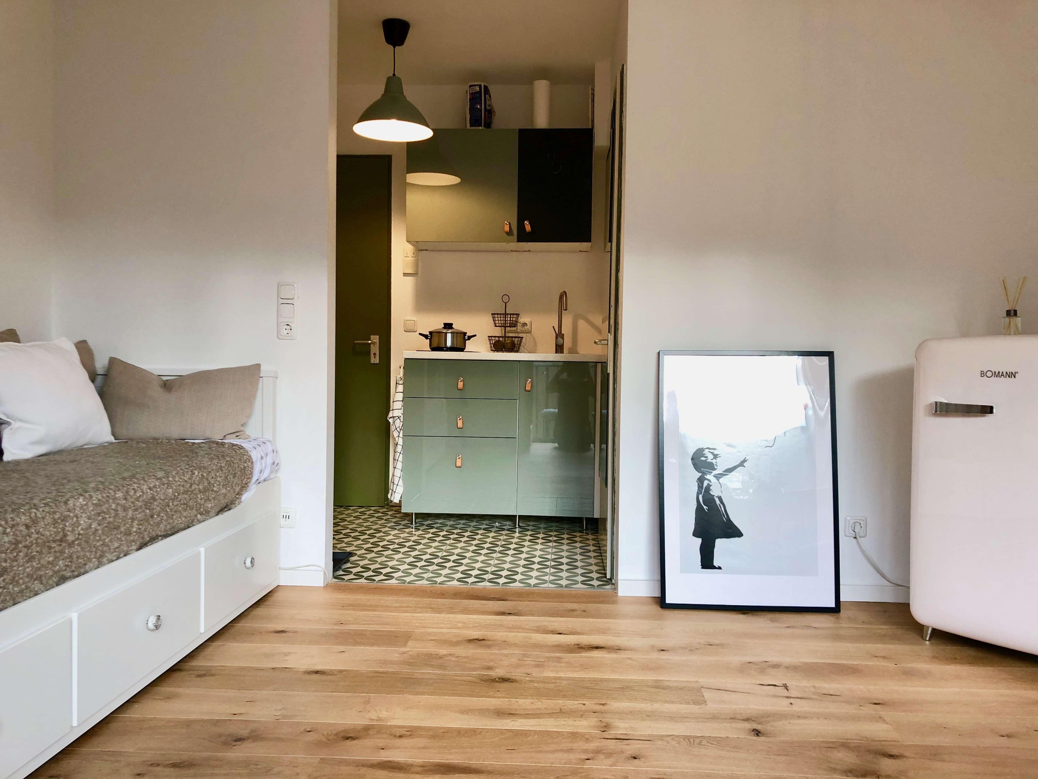 Erstbezug nach vollständiger Sanierung! Liebevoll möbliertes Apartment in Gostenhof in Gostenhof (Nürnberg)