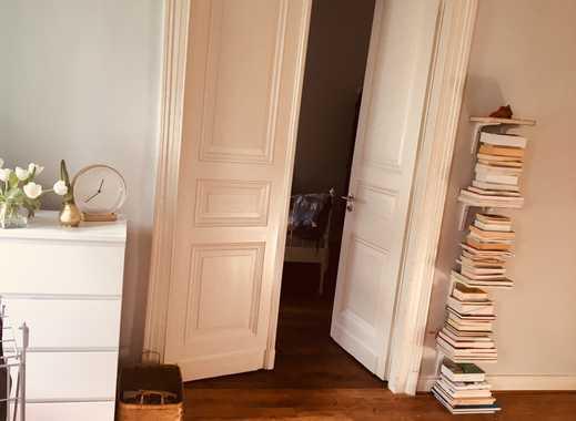 Sanierter Altbau - Stilvolle 2-Zimmer-Wohnung im Frankenberger Viertel