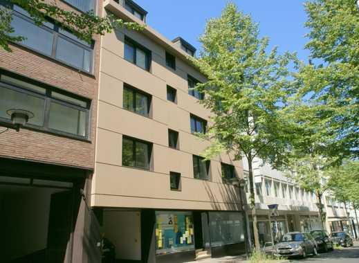 Wunderschöne 3 Zimmer Wohnung mit Balkon über den Dächern von Essen.        City Zone Lindenallee