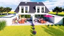 Frei individuell planbare Doppelhaushälfte mit