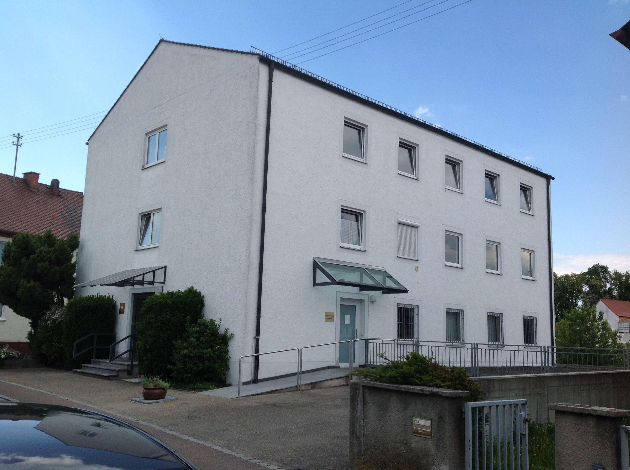 3 Zimmer Wohnung in Günzburg mit Kellerraum, Einzelgarage und Außenstellplatz in Günzburg