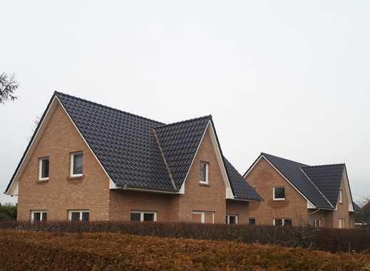 Einfamilienhaus kurz vor Fertigstellung