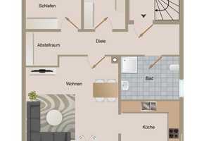 3 Zimmer Wohnung in Dachau (Kreis)