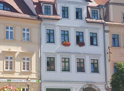 4-Raum Maisonettewohnung in repräsentativer Stadtvilla