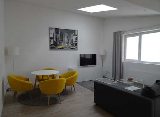 Exklusive möblierte 2-Zimmer-Loft-Wohnung in Stuttgart, Bad Cannstatt