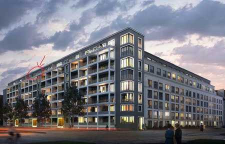 Neuwertige 3-Raum-Wohnung mit Balkon und Einbauküche in München-Bogenhausen in Bogenhausen (München)