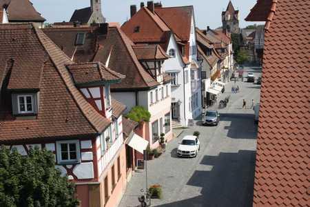Sehr schöne 2,5-Zimmer-Maisonette-Wohnung mit herrlichen Ausblick das Zentrum in Herzogenaurach