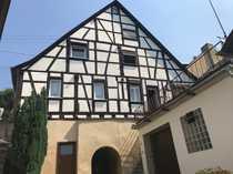 Schönes Fachwerkhaus mit Grundstück Garage