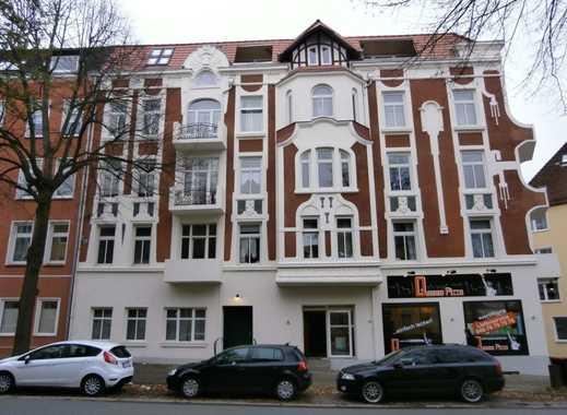 HAMBURG - TOP-Jugendstilhaus, Rotklinker-Fassade *** ideal für Aufteiler oder  Kapital-Anleger ***
