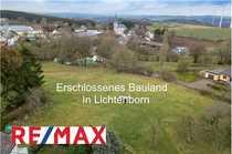 REMAX - Erschlossenes Bauland in Lichtenborn