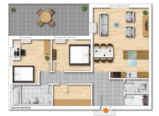 3-Zimmer-Wohnung #7