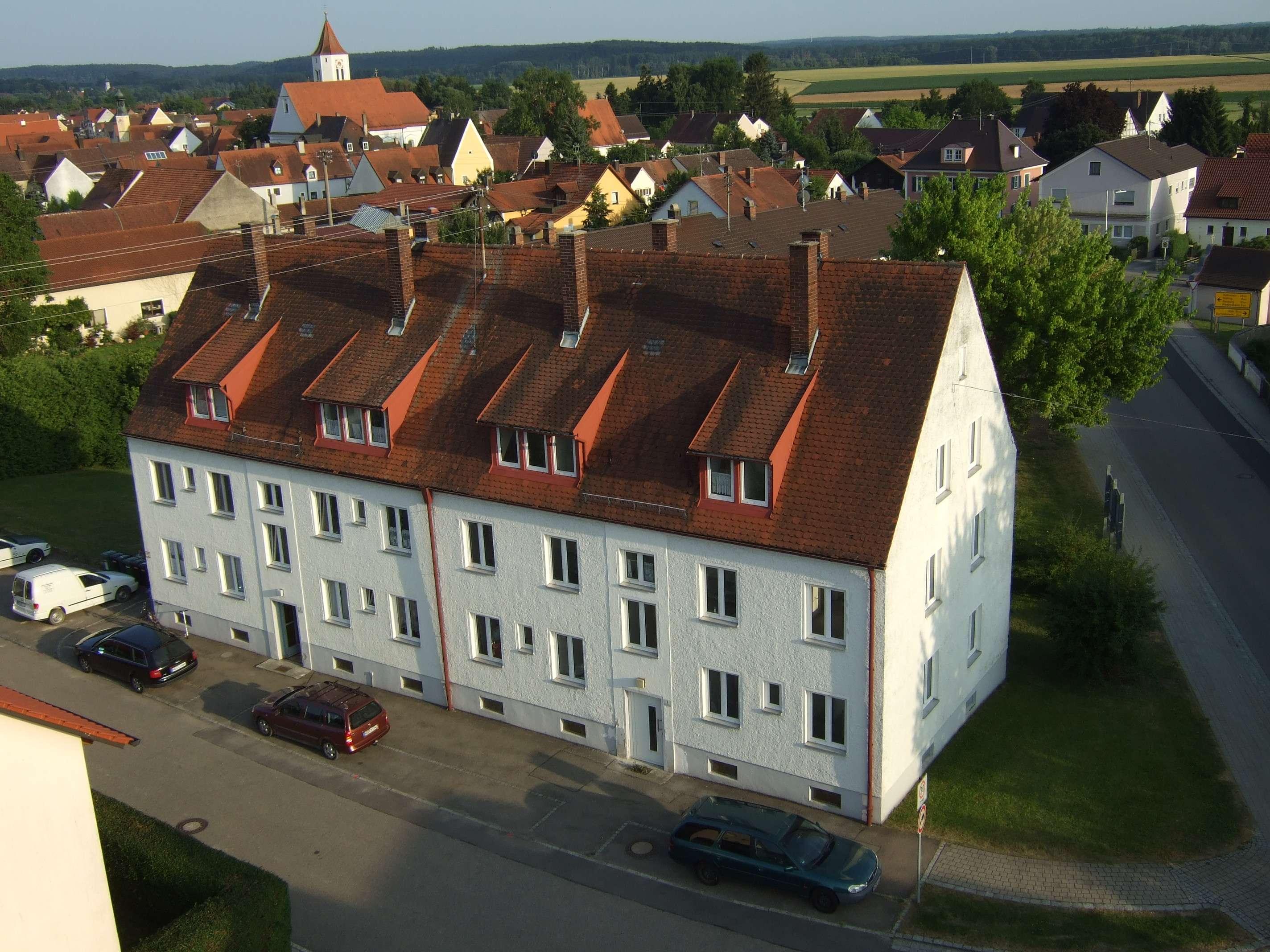 Helle, freundliche 2-Zi.-Wohnung zentral in Rennertshofen gelegen in