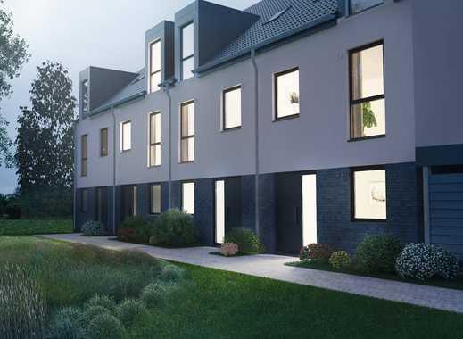 RESERVIERT! Top 5 bis 6 Zi. Neubau-Reihenmittelhaus in St. Magnus!