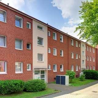 Werne-Stockum: Schön geschnittene 2,5-Zimmerwohnung in ruhiger Lage; mit Balkon!