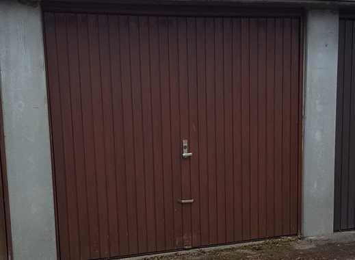 Garage Ulm Böfingen Sachsenweg