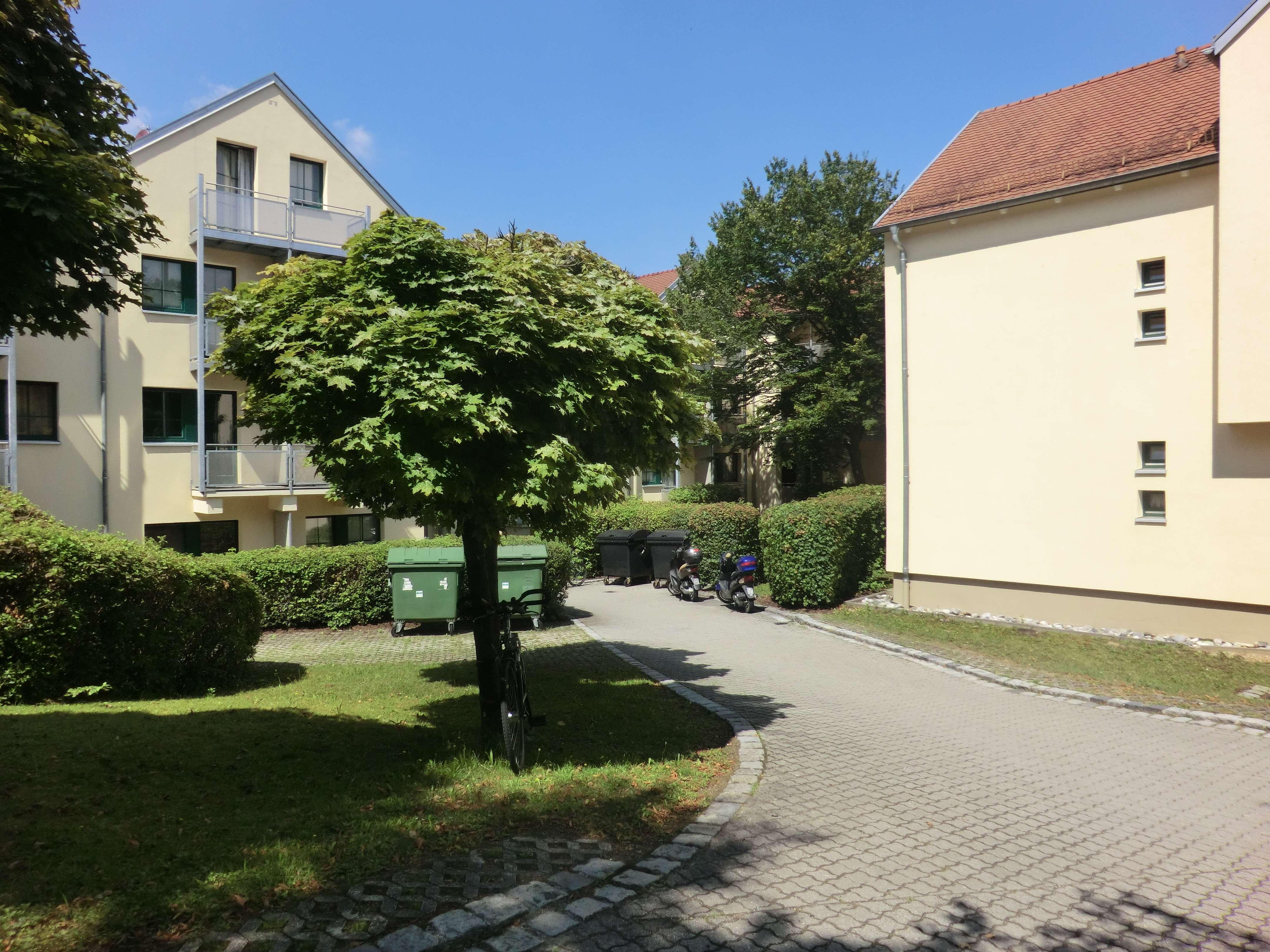Ab SOFORT -  Möbliertes Appartement in Uninähe - NUR für Studenten