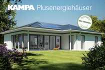 KAMPA-Bungalow Erstes Selbstversorger-Haus vor Ort