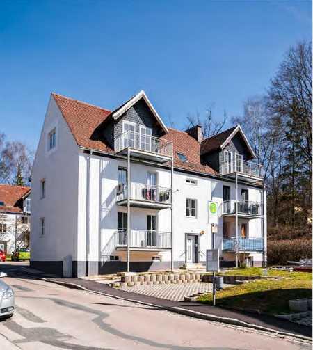 ***Geräumige 2-Zimmer-Wohnung in bester Lage*** in Hennenbach (Ansbach)