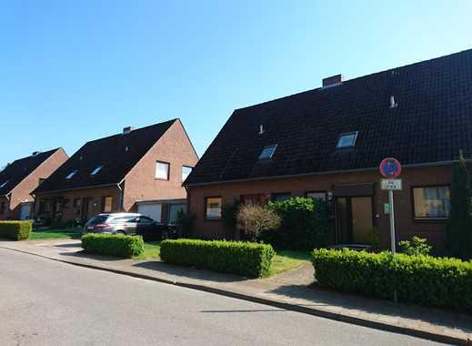 Gepflegte Doppelhaushälfte in Mölln-Nord, Eckgrundstrück!