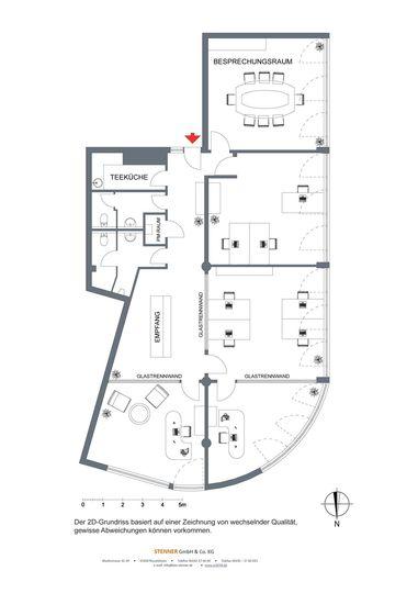 M 3234 3.OG, 212 m²