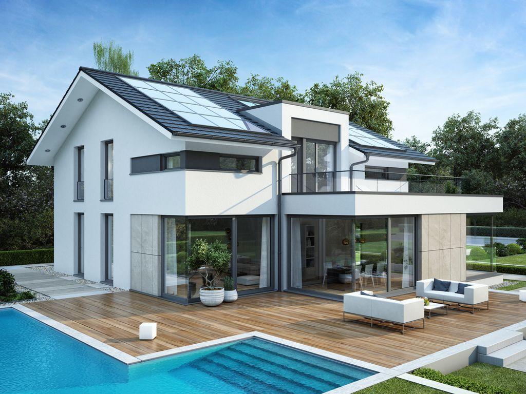 concept m 211 smartes traumhaus der extraklasse. Black Bedroom Furniture Sets. Home Design Ideas