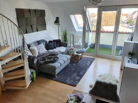 Extravagante Maisonette-Wohnung in Nordost (Ingolstadt)