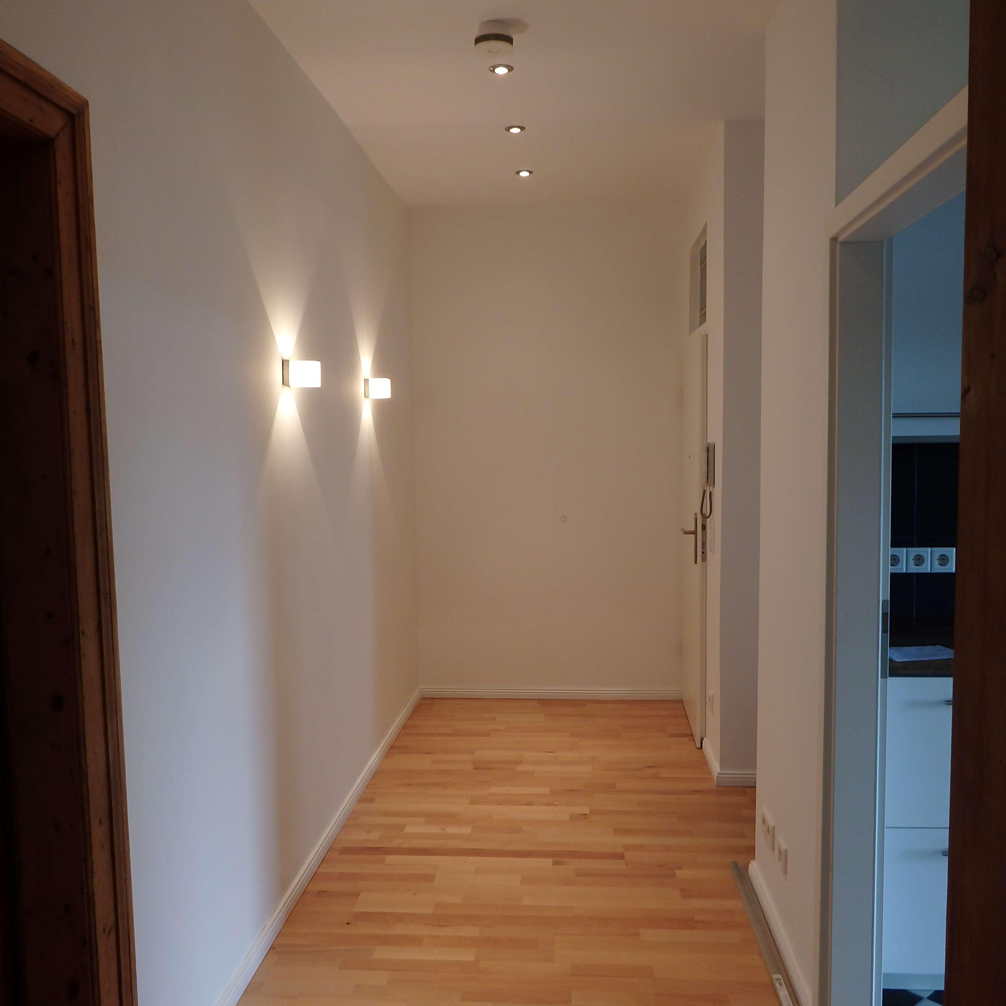 Sanierte 2-Zimmer-Altbauwohnung mit Balkon und EBK in Gostenhof in Gostenhof (Nürnberg)