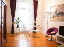 Bild Freie, einfühlsam restaurierte Ein-Zimmer-Wohnung in Kreuzkölln