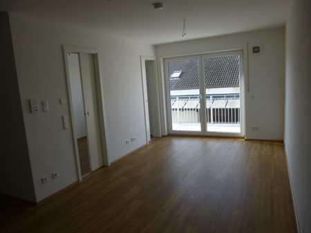 Neubau 2-Zimmer-Wohnung teilmöbliert und Balkon in Ingolstadt in Nordost (Ingolstadt)