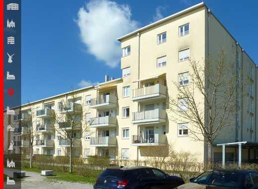 WOHNEN FÜR SENIOREN: Top gepflegte 2-Zimmer-Wohnung mit schönem Balkon