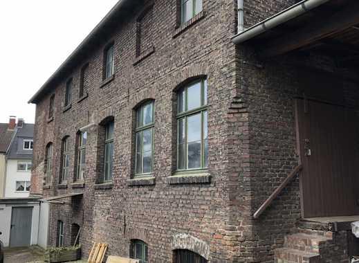 Wohlfühlen mal anders! Mühle mit eigener Zufahrt und viel Fläche mitten in Essen-Steele!