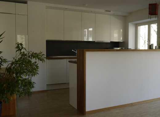 Luxuriöse teilmöblierte 3,5 Zimmer Wohnung in Pasing - frei ab sofort