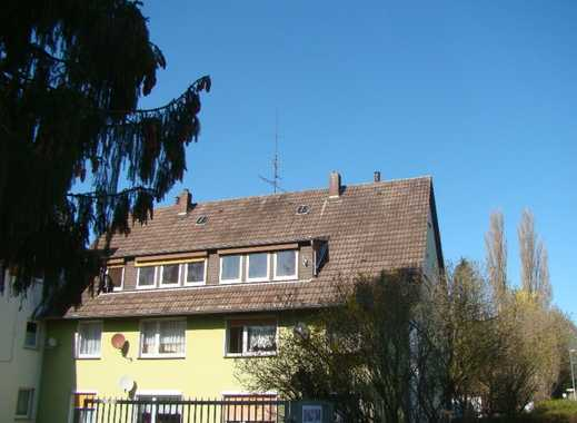 Schöne Dachgeschosswohnung mit tollem Blick ins Weserbergland