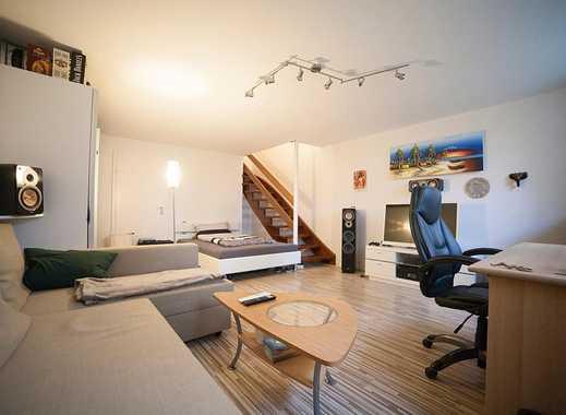 Modernes, grosses, ruhiges Zimmer