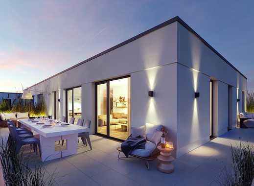 PANDION VILLE - 4-Zimmer-Penthouse auf ca. 116 m² mit großer Dachterrasse!