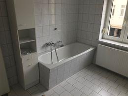 Badezimmer(vor Renovierung)
