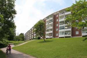 5 Zimmer Wohnung in Gera