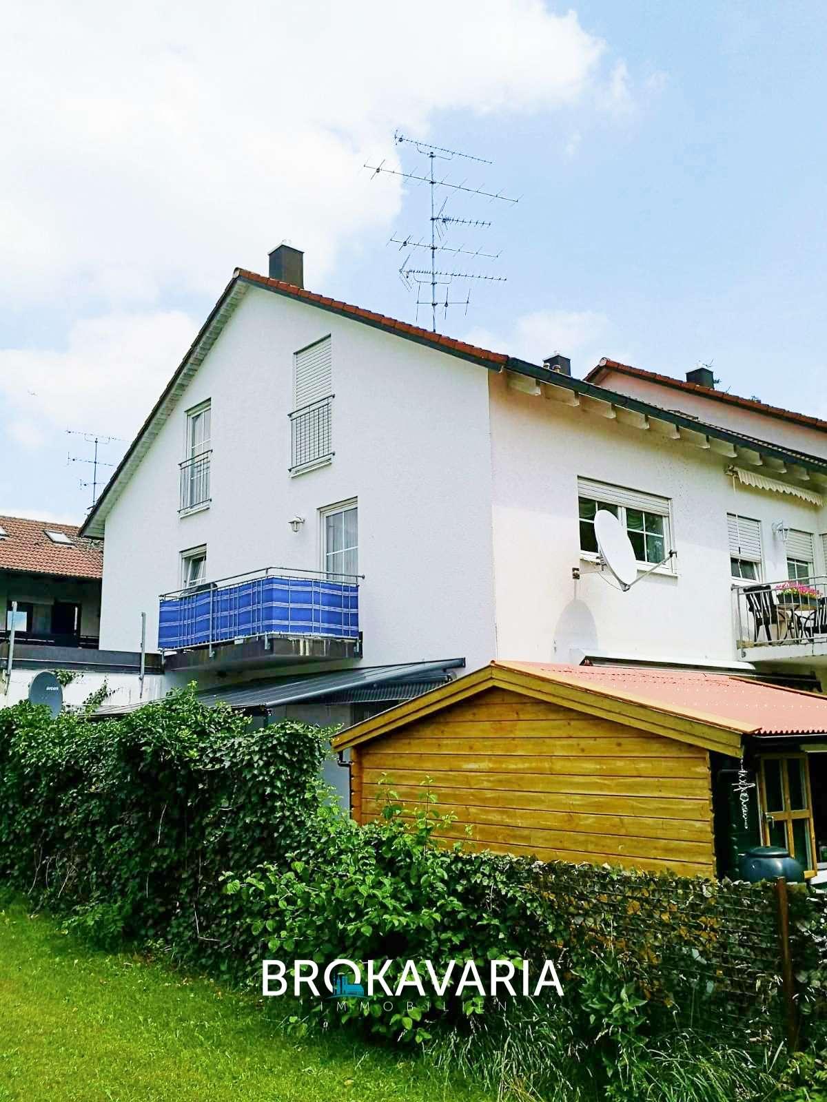 +++NEU+++ 4-Zimmer Dachgeschoss Maisonette Wohnung (Schwabhausen) in Schwabhausen (Dachau)