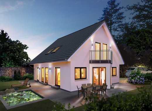 182 m² Platz in Ihrem Traumhaus in KfW 55 Effizienzbauweise - inkl. Wellness-Bad u. Küche mit Miele-